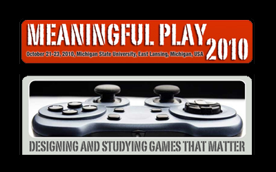 Meaningful Play Game Conference