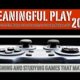 The Meaningful Play conference program has been posted.  In only a few short weeks, one of the better conferences of...