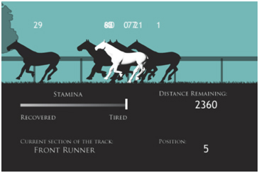 Screenshot of Horse Owner for mobile devices.