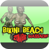 Bikini Beach Zombie Massacre
