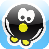 Penguin Roll for iPhone and Android Devices